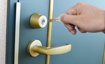 玄関の鍵開けでの家・建物の鍵トラブル